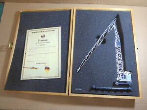 LIEBHERR TOWER CRANE - 50th ANNIVERSARY