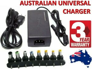 90W Multi Universal Charger AC Adapter Power Supply for HP Acer Toshiba Laptops