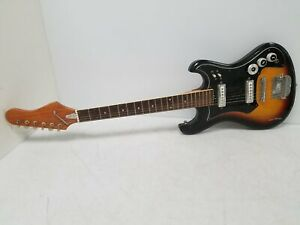 Teisco Silvertone 6-String Electric Guitar