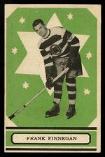 1933-34 V304A O-PEE-CHEE SERIES A~#25~FRANK FINNEGAN HOCKEY CARD~SENATORS LEAFS