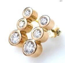 Markenlose Echtschmuck im Hänger-Stil mit Diamant