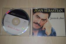 Joan Sebastian - Secreto de amor. CD53.214 CD-SINGLE PROMO