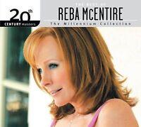 The Best of Reba McEntire - Millennium Collection (CD, Digipak, MCA) Fancy