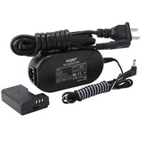 HQRP AC Power Adapter+DC Coupler for Canon ACK-E10 EOS Rebel T3 1100D Kiss X50