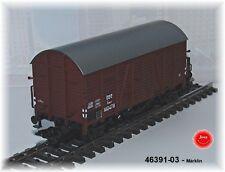 Märklin 46391-03 Gedeckter Güterwagen Gms der ÖBB mit Bremserhaus#NEU in OVP#