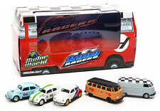 GREENLIGHT 1:64 SCALE DIECAST METAL VOLKSWAGON ROAD RACERS SERIES 5 VEHICLE SET