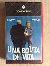 ALBERTO SORDI - UNA BOTTA DI VITA - VIDEOCASSETTA VHS