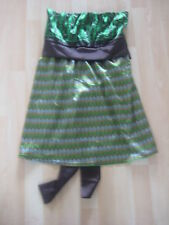 Womens Size 12 Emerald Green Dress from Lipsy