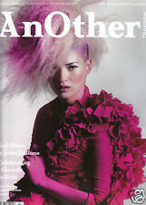 AnOther Magazine #17 A/W 2009 KATE MOSS Charlotte Gainsbourg KAZUO OHNO @New@