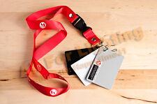 3pcs Portable Mini 18% Gray Card Set for White Balance Exposure Travel Location
