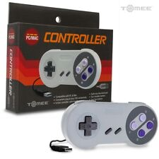 TOMEE SNES SUPER NINTENDO CONTROLLER TO USB PC / MAC BRAND NEW