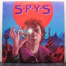 (o) Spys - same