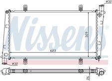 Radiator-GAS, Auto Trans, Turbo Front Nissens 65551A
