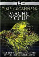 Time Scanners: Machu Pichu New DVD! Ships Fast!