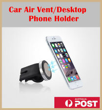 Universal Car Mount Phone Holder Dock Air Vent Magnetic Stand for Cell Phone GPS