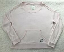 Gilly Hicks Women XS Pullover Sweater Pink