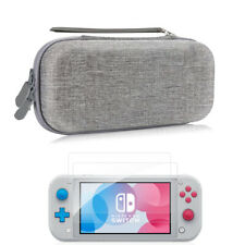 Hard Shell Carrying Case for Nintendo Switch Lite +2 Pack Screen Protect