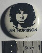 Jim Morrison Vintage Pin / Button