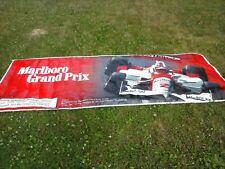 Rare MARLBORO Grand Prix Formula 1 Toyota Racing Banner Philip Morris 1999