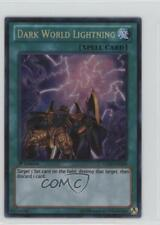 2013 Mega-Pack Base 1st Edition #LCJW-EN249 Dark World Lightning YuGiOh Card 0g4