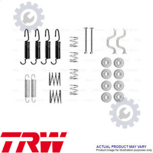 NEW ACCESSORY KIT PARKING BRAKE SHOES FOR SUZUKI GRAND VITARA II JT TE TD TRW
