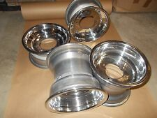 (4) Rims Wheels Front Rear Honda TRX 250R 250X 250EX 300EX 300X 400EX 450R 450ER
