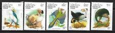 """1994    PREHISTORIC BIRDS  -  LAO  -  """"NO GUM""""    - UMM"""