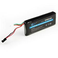 Hot Power 11.1V 2200mAh 15C  Battery Li-POLY Rechargeable Battery F7Q