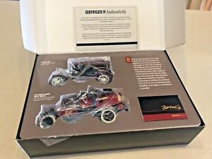 1992 Fred Ertl Jr. Signature Edition Commemorative Boxed Presentation Set w COA