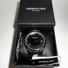 "Men's KENNITH COLE ""New York""  Water Resistant Watch  NIB  3ATM 1003177"
