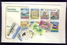 Seychelles 300 timbres différents