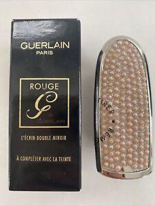 Guerlain Rouge G de Guerlain Pink Pearl Glow Case Spring 2021 Limited Edition