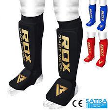 Deba MMA Schienbeinschoner KickBoxen Shin Guards Fußschutz Schienbeinschutz DE