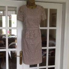 Coast Short Sleeve Lace Dresses Midi