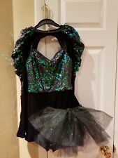 Jazz/tap dance costume, adult medium