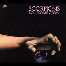 SCORPIONS - LONESOME CROW  CD 7 TRACKS REMASTERED NEU