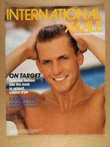 International Male Catalog 1988 Summer