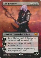 Mythic Edition SORIN MARKOV FOIL MTG Magic the Gathering NM