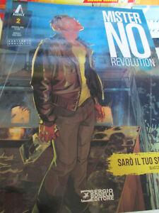 Mister No inedito a colori  n. 2 - Collana Audace per adulti - Bonelli Editore