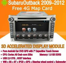 Android Multimedia Player for Subaru Outback 2009-2012 DVD GPS Navigaiton Radio