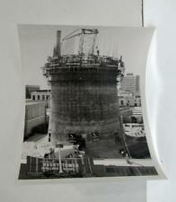 Original 1967 construction photographs Husky Oil Tower Calgary Alberta 10 photos