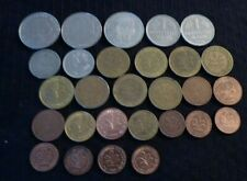 Deutch Mark Germany Lot of 28 Pieces - Circulated German Coins
