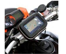 "Waterproof Motorcycle/ATVs/ GPS Case + Mount for 4.3"" GPS SatNav TomTom GPS GLB"