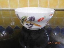 Suger Bowl Vintage CHURCHILL English Tableware 'Harvest' Pattern Ceramic .