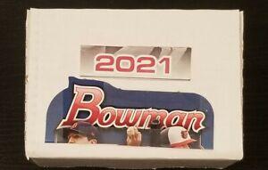 2021 Bowman COMPLETE PAPER SET 1-100 Rookies/Vets, 1-150 Prospects! 250 total!