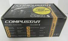 COMPUSTAR CS800-S 1-WAY REMOTE START KIT
