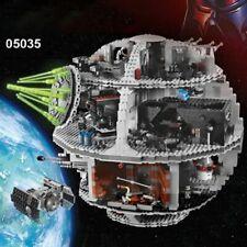 Lego ☆100% Compatible STAR WARS 3803 pz ☆ LA MORTE NERA - DEATH STAR ►NEW◄