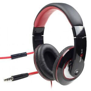 Boston Noise Cancelling Stereo Music Headphone Headset with Handsfree Mic