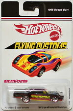 HOT WHEELS 2006 FLYING CUSTOMS 1968 DODGE DART L7410