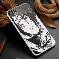 For iPhone 7 / 8 Naruto Uchiha Itachi Anime Manga Cartoon New 3D Case Cover